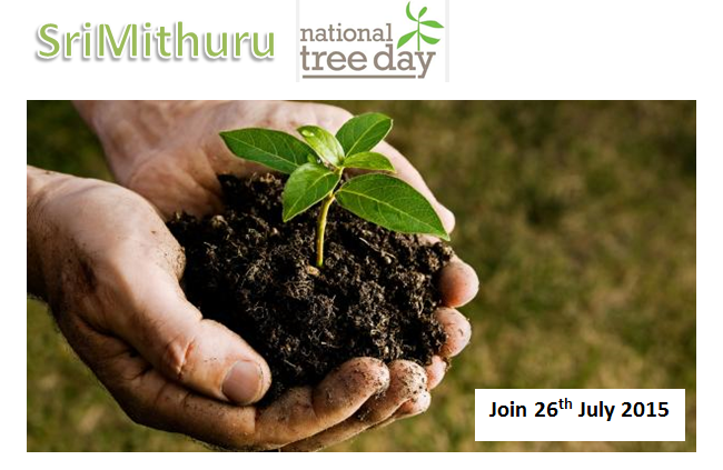 National Tree Day 2015