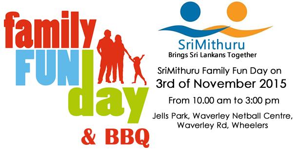 Sri Mithuru Family Fun Day